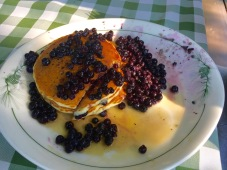 Sunday pancake breakfast